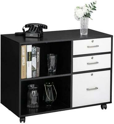 Office Lateral File Cabinet Wood, Filing Cabinets For Home