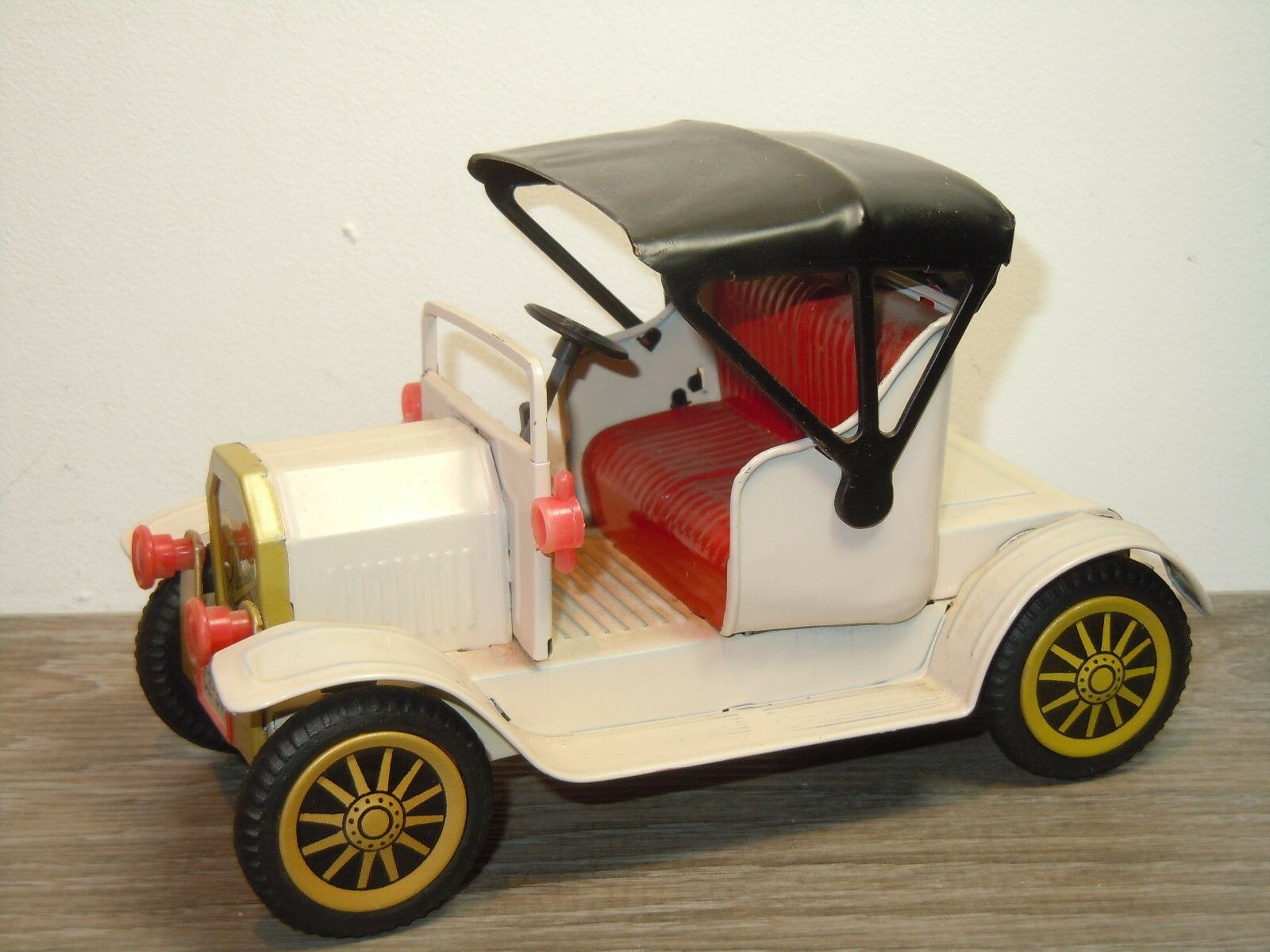 Opel Oldtimer - Tinplate Car - Made in Japan 35850