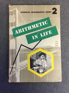 Arithmetic-in-Life-Book-2-Essential-Mathematics-Series-by-Howard-F-Fehr-Book