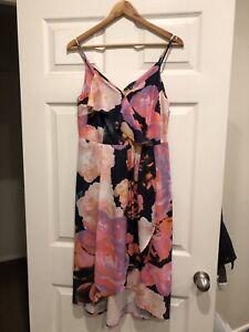 Women-s-Portman-s-knee-length-dress-size-12