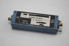 Rf Microwave Power Amplifier 2 4 Ghz 16dbm 16db Gain Sma Tested