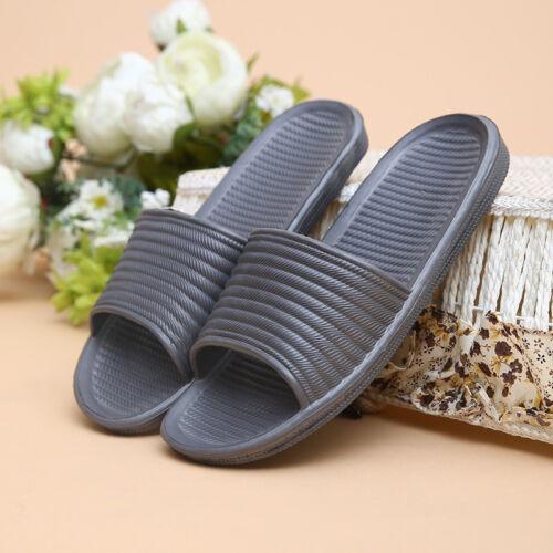 Fashion Men Casual Flat Beach Flip Flops Slippers Shoes Indoor Outdoor Sandals