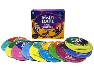Roald-Dahl-Phizz-Whizzing-16-MP3-CDs-Children-Collection-Box-Set-By-Roald-Dahl