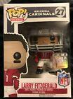 FunKo POP NFL: Wave 1 - Larry Fitzgerald Toy Figure