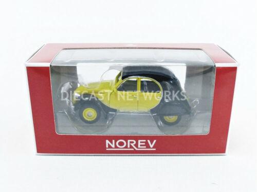CHARLESTON 1982-310506 NOREV CITROEN 2CV 1//64