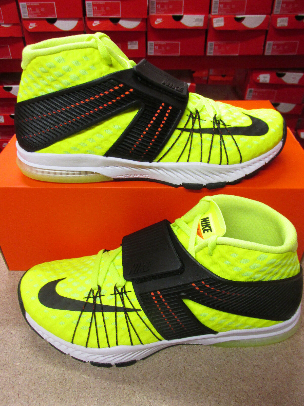 Nike Zoom Train Toranada Mens Running Trainers 835657 708 Sneakers Shoes