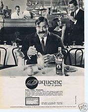 Publicité Advertising 066 1964 Duquesne c est le punch avec Moustache
