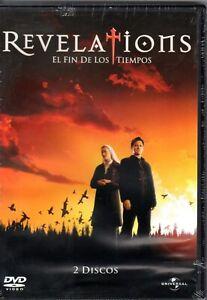 AFM53-DVD-REVELATIONS-El-Fin-de-los-Tiempos-2-Discos-PRECINTADA