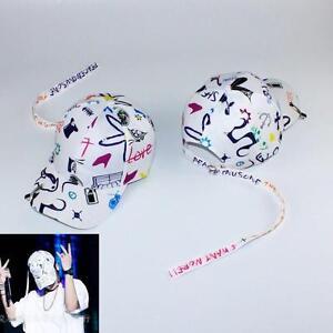 Gdragon Baseball Cap Peaceminusone Graffiti Gd Long Belt Hat