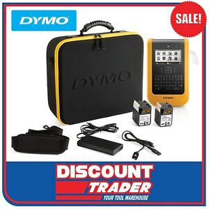 8412c8caaf30 Details about Dymo XTL™ 500 Professional / Industrial Label Printer Kit  with Case - 1889483