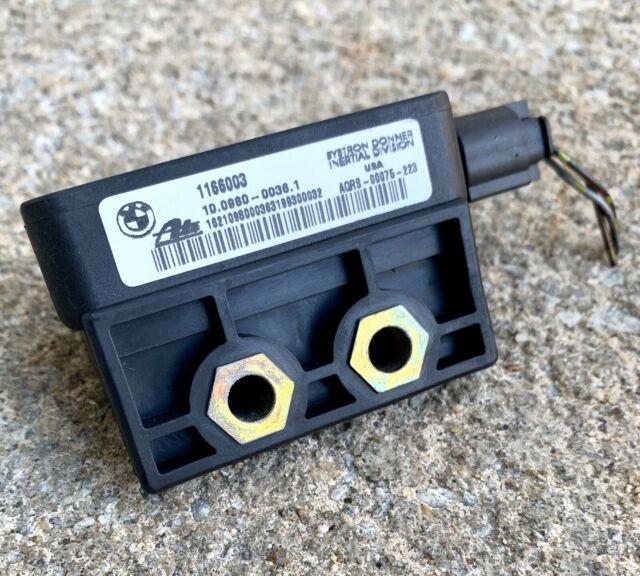 Yaw Rate Sensor >> Bmw 328i E46 Yaw Rate Turn Speed Sensor 1166003