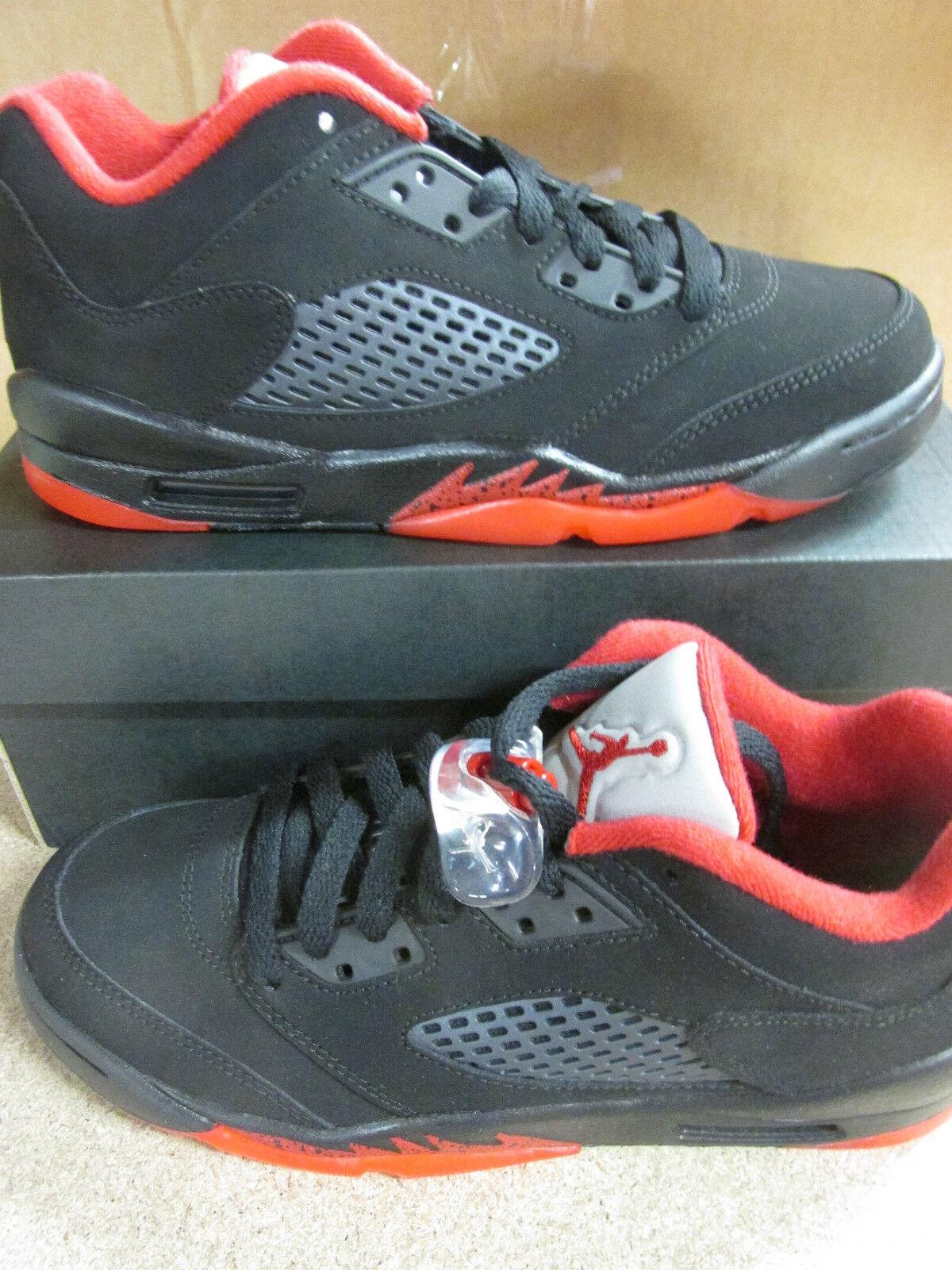 Nike Air Jordan 5 Retro Low (GS) Trainers 314338 001 Sneakers Shoes