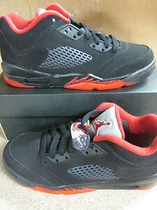 Nike Air Jordan 5 rtro Basse Gs Scarpe sportive 314338 001 Scarpe da tennis