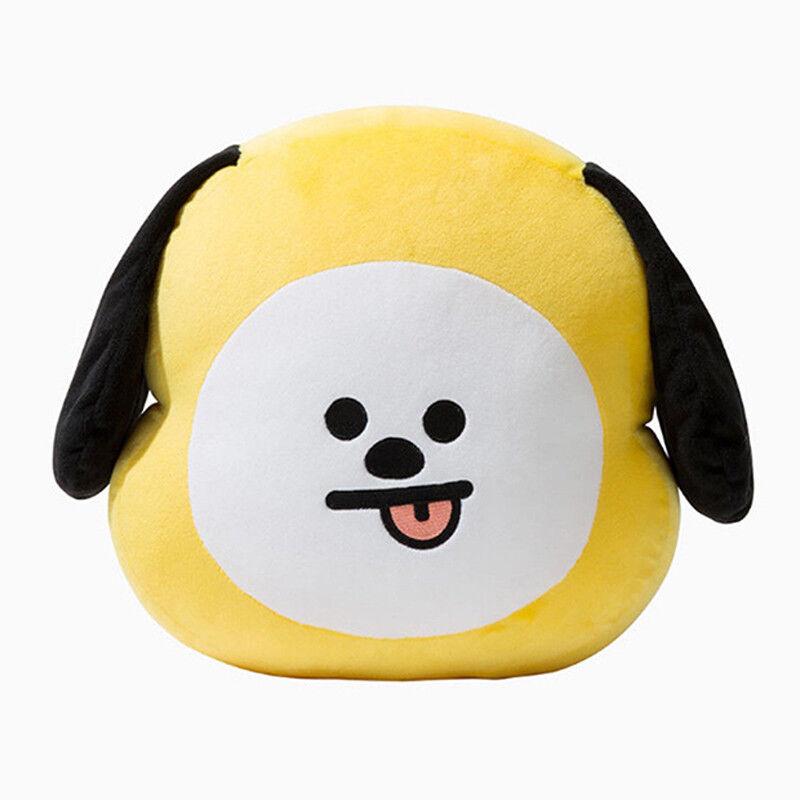 Plüsch Puppe Kissen Kind Spielzeug KPOP BTS BT21 TATA SHOOKY RJ SUGA COOKY JIMIN 4