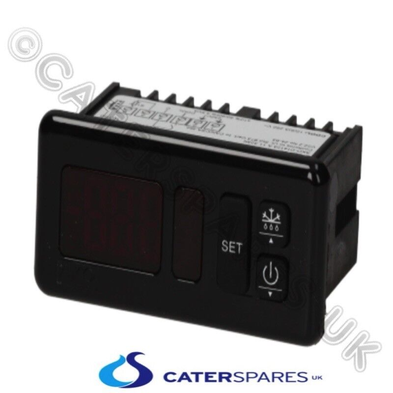 DIGITAL TEMPERATURE CONTROLLER THERMOSTAT FOR ROLLERGRILL REFRIGERATED DISPLAY