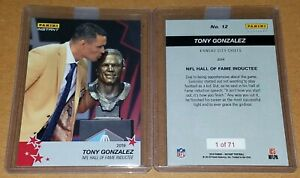 2019-Panini-Instant-12-Tony-Gonzalez-HOF-Hall-of-Fame-Inductee-Speech-71-made