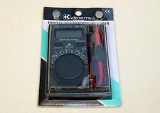 Kyoritsu Digital Multimeter 1018 Soft Case Type 4000 Counts