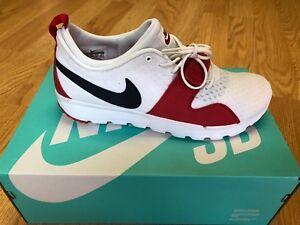 cheaper 231fc ed918 Image is loading Nike-SB-Trainerendor-sz9-5-Trail-Shoe-Rare-