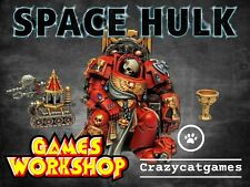 Space Hulk 2014 - Dead Space Marine on Throne, Chalice, & CAT (Warhammer 40K)