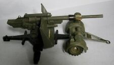 Dinky Toys German Army 88mm HEAVY ANTI-TANK CANNON #656 made in England