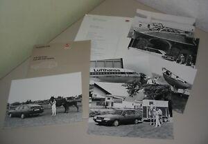 Pressetext Stand 09/1985! Fotos AnpassungsfäHig Pressemappe Audi 100 Avant Quattro Typ 44 C3