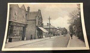 Postcard Fleet road, Fleet, Hampshire