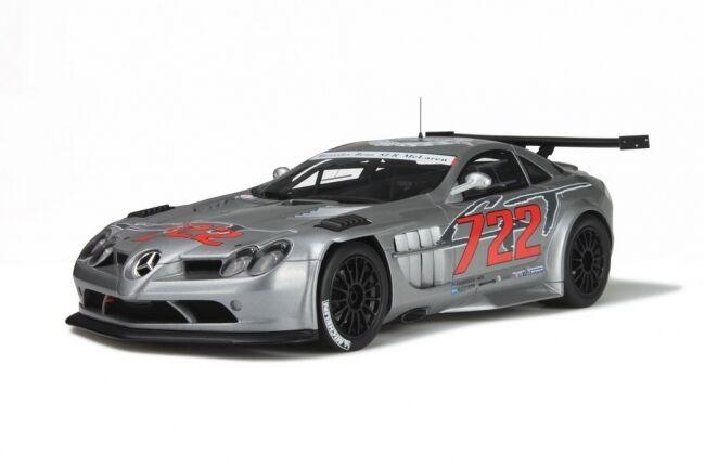 Mercedes Reflex MCLAREN 722 GT Limited Ed 2000PCS 1 18 Voiture Modèle par GT Spirit GT086