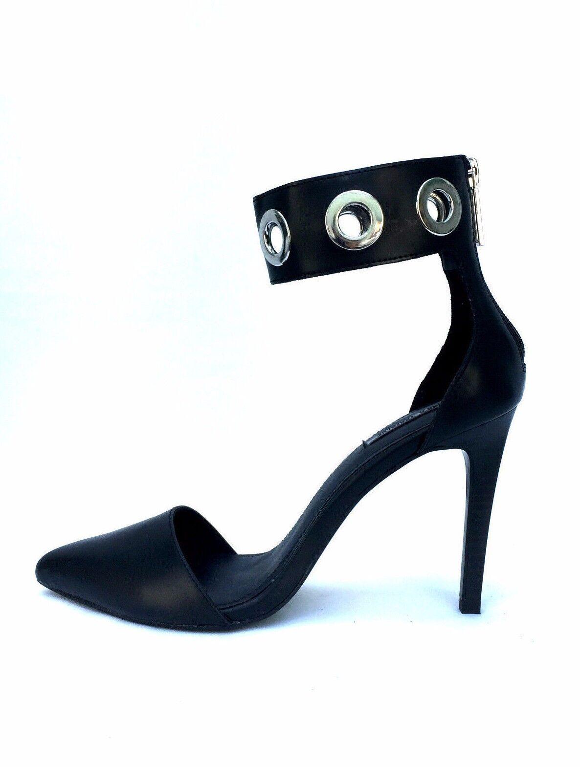 Zara Knöchelriemen D'Orsay D'Orsay D'Orsay High Heels Schuhe Größe UK 4 5 6 7 Neu 1e7ac6