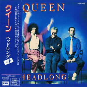 cd-SINGLE-Queen-Headlong-EMI-TOCP-6801-JAPAN-1991-OBI