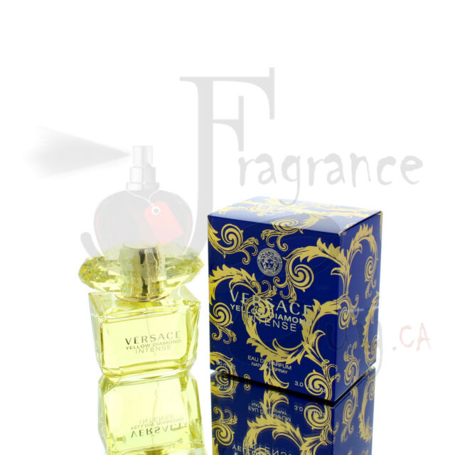 Versace Yellow Diamonds Intense W 90ml Boxed