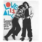 A Hundred Things Keep Me Up at Night [Digipak] by Love Is All (CD, Mar-2009, What's Yr Rupture?)