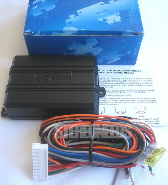 DEI 535T CAR WINDOW ROLL UP /& DOWN WINDOW AUTOMATION SYSTEM NEW
