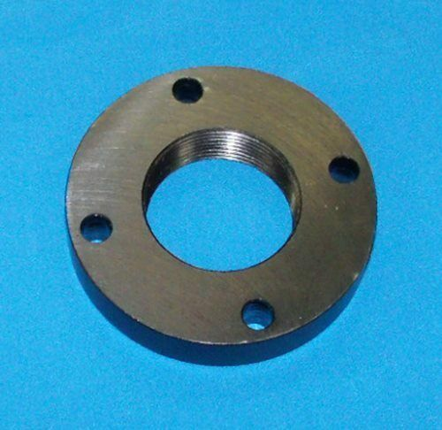 """304070 932 bronze nut with steel flange for 1/""""-5 acme RH precision lead screw"""