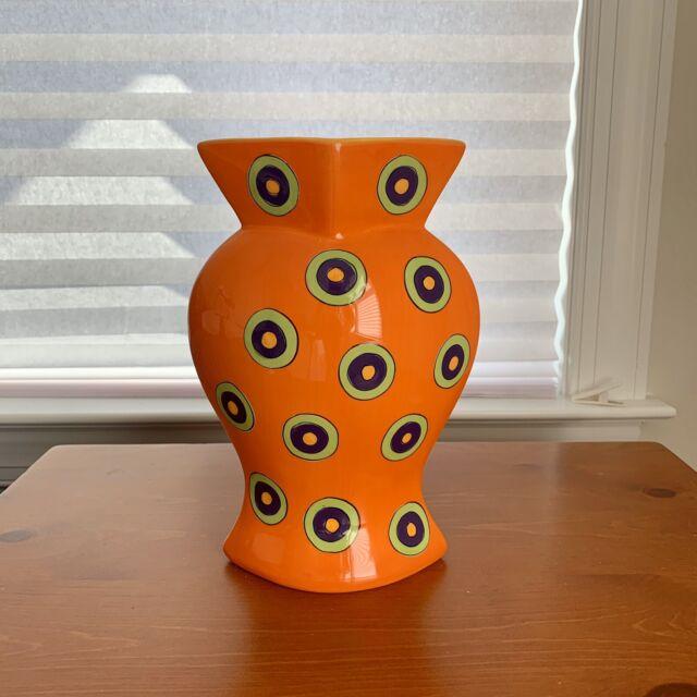 Whimsical Double Sided Flower Vase