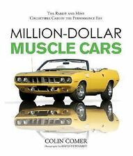 Million-Dollar Muscle Cars: The Rarest and Most Collectible Cars of the Performa
