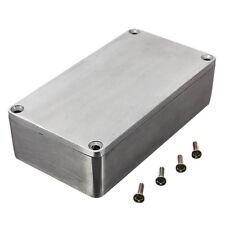 Aluminum Electronics Enclosure Project Box Case Metal Electrical DIY 112X60X30MM