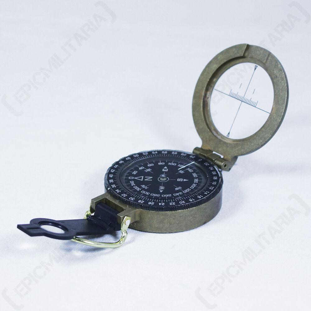 Estilo Antiguo Militar brújula - ESTILO DEL EJÉRCITO Navegacion Senderismo Juego