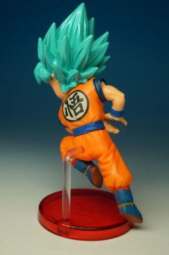 Banpresto Dragon Ball Super WCF Mini Collectible Figure ~ SSGSS God Goku BP37771