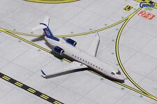 GEMINI JETS UNITED EXPRESS BOMBARDIER CRJ200 GRAY LIVERY 1:400 DIECAST GJUAL1633