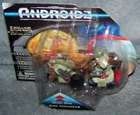 Androidz Devil Dog & King Commando Robot Set