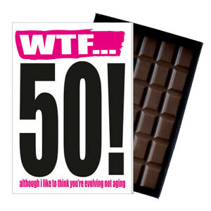 Image Is Loading Funny 50th Birthday Gift Rude Naughty Present For