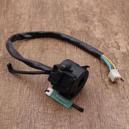 Motorcycle Motorbike Handle Bar Switch On//Off Indicator Light Control Universal