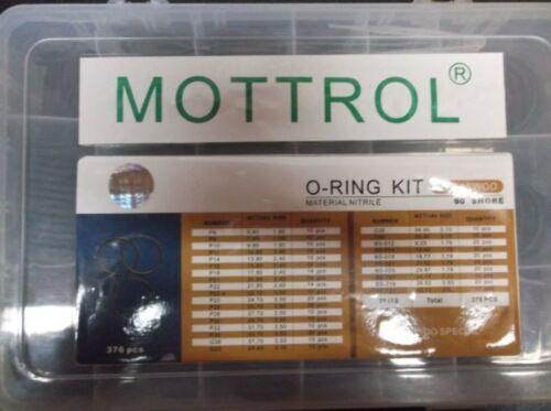 Master O-Ring Seal Kit for Daewoo 376 pcs