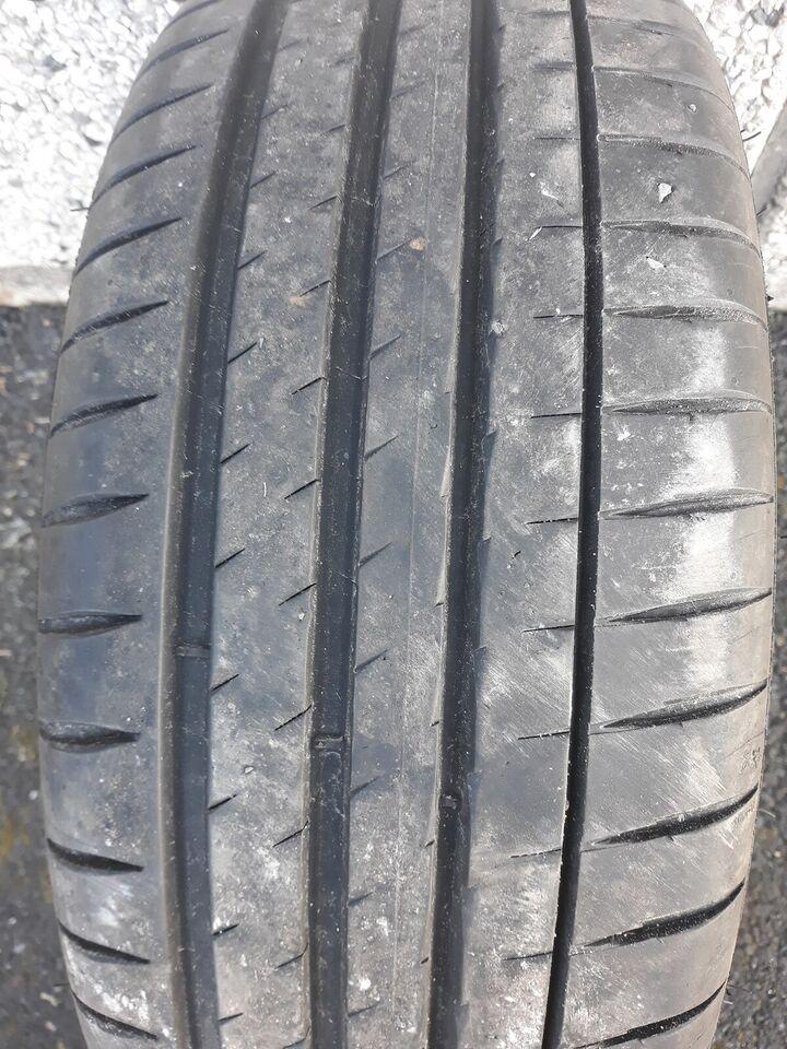 Sommerdæk, Michelin, 205 / 45 / R17