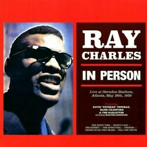 Charles-Ray-In-Person-180-gram-New-VInyl