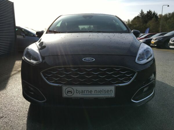 Ford Fiesta 1,0 SCTi 140 Vignale - billede 1