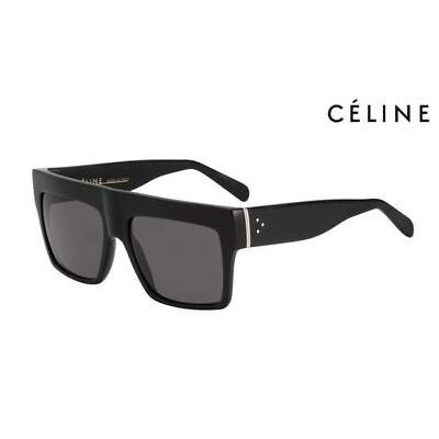 NEW Authentic Celine CL 41756  807 3H ZZ-Top Black Sunglasses RRP$520