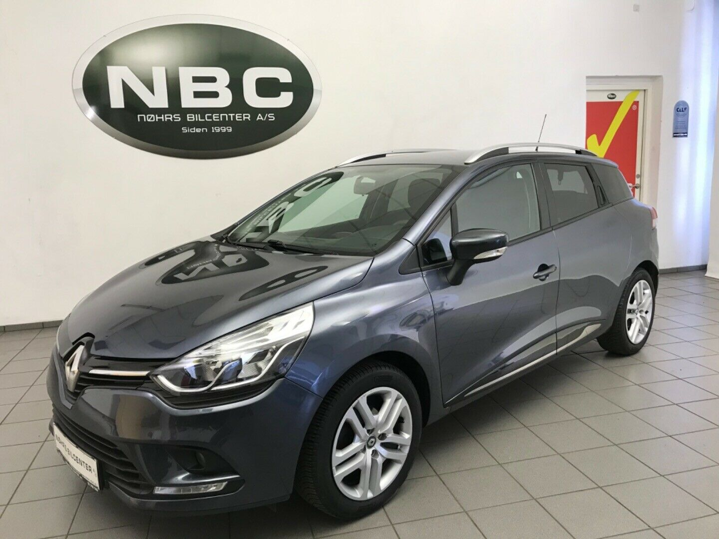 Renault Clio IV 0,9 TCe 90 Limited ST 5d