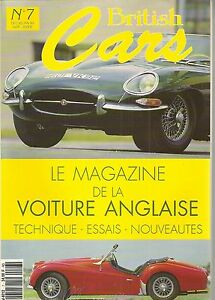 BRITISH-CARS-7-TYPE-E-4-2-CABRI-TR3-RILEY-ELF-66-SAPPHIRE-346-DB6-VANTAGE-MGB-GT