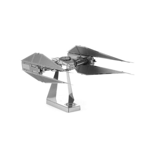 Metal laser cut Star Wars KYLO REN/'S TIE SILENCER 3d metal puzzle